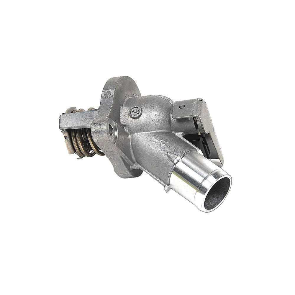 medium resolution of engine coolant thermostat water inlet assembly