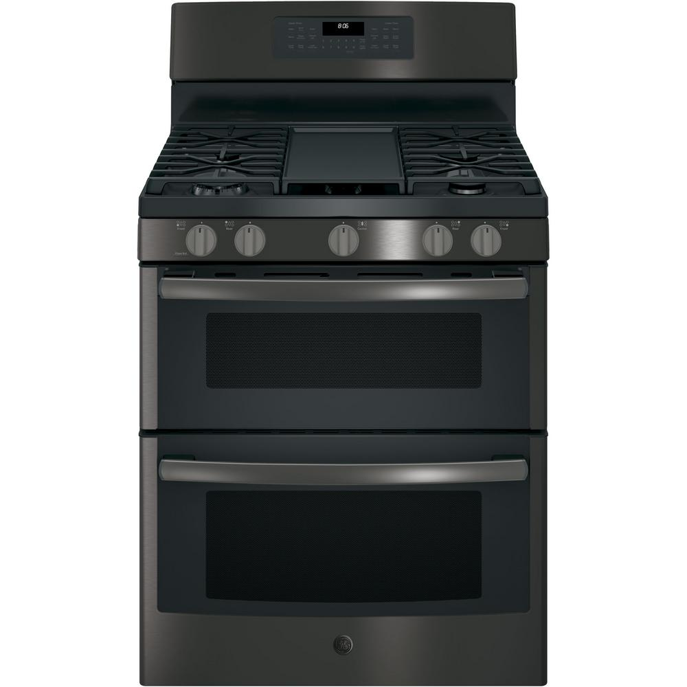 kitchen ovens remodeling cost ranges at the home depot double oven gas range with self cleaning and convection