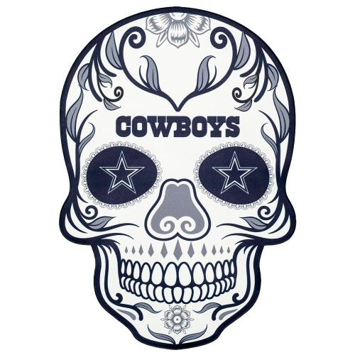 small resolution of nfl dallas cowboys outdoor skull graphic large