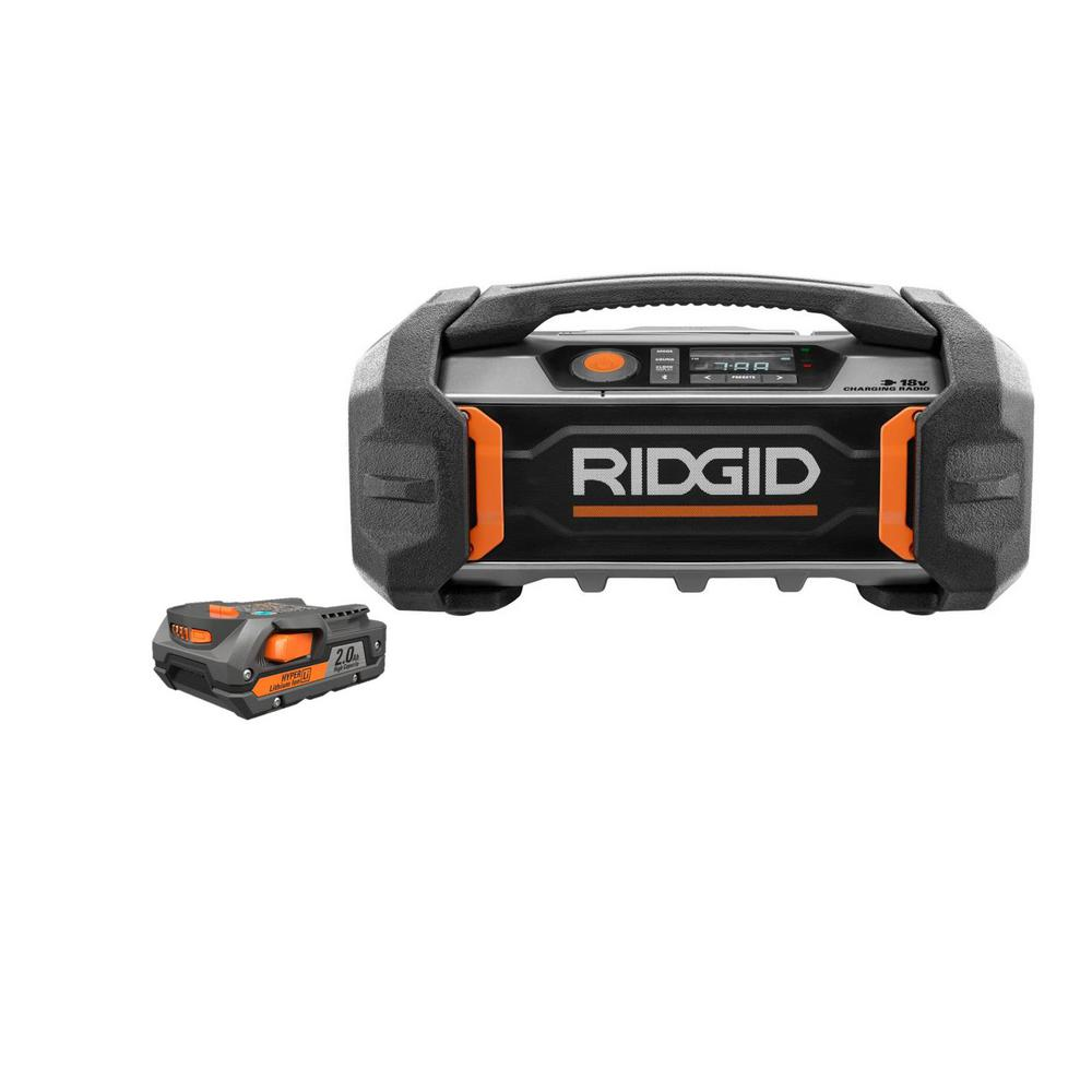Ridgid 18v Battery Charger Not Working