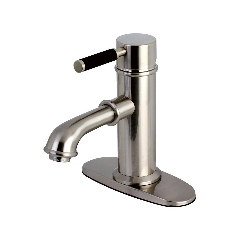Kingston Brass Victorian Single Hole 2Handle Bathroom