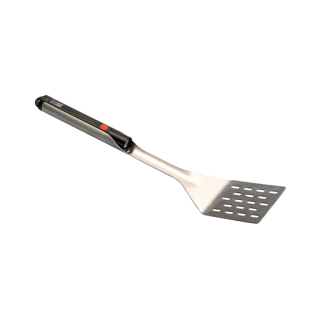 Grillight Grill Spatula with LED Flashlight Incorporated