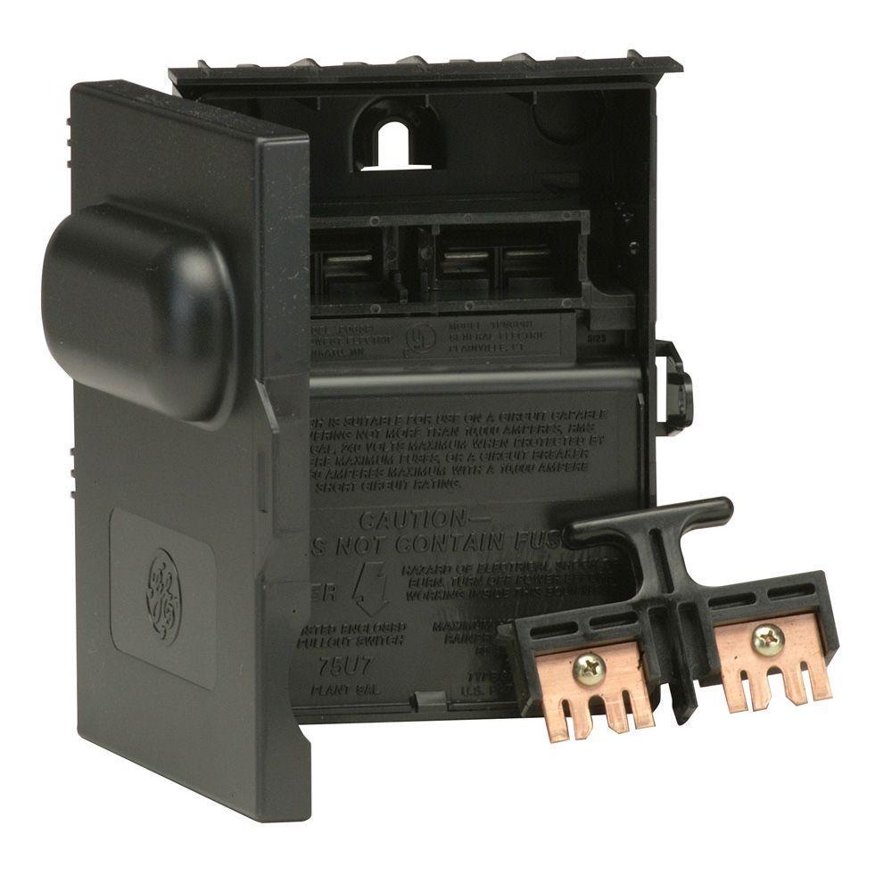 outdoor fuse box