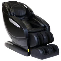 Infinity Massage Chair Folding Desk Uk Altera Black It The Home Depot