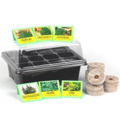 Kitchen Herb Kit Islands On Sale Garden Seed Starter Kh12ss16 The
