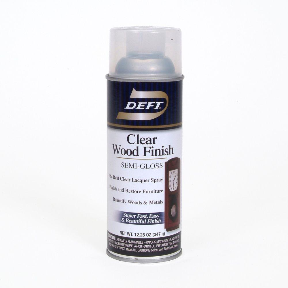 Minwax Clear Lacquer