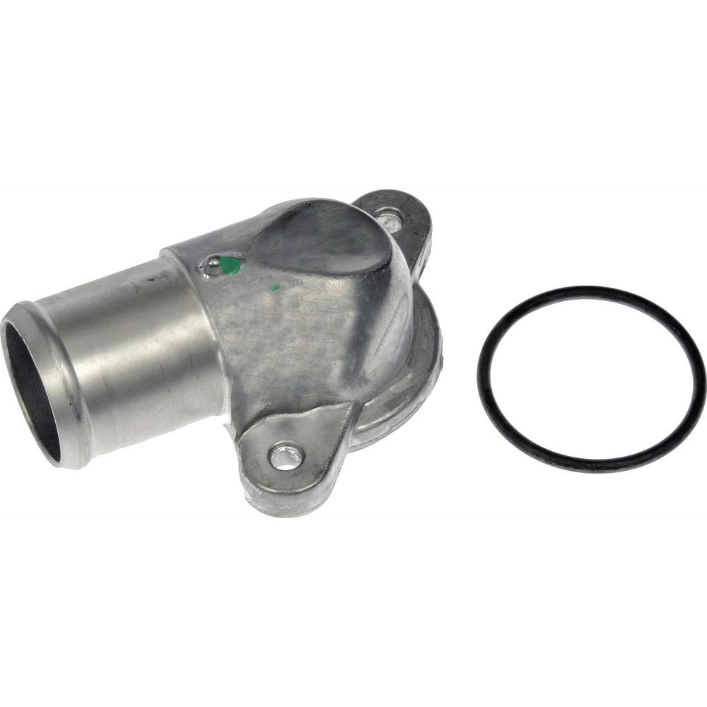 medium resolution of engine coolant thermostat housing