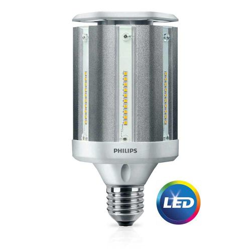 small resolution of philips 100 watt equivalent ed28 hid post top replacement soft white daylight with warm glow