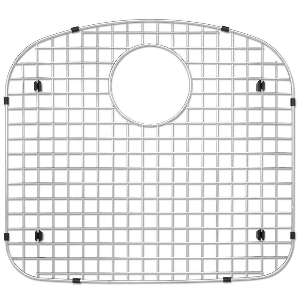 kitchen sink grids remodel app blanco stainless steel grid for wave sinks 220992 the home depot