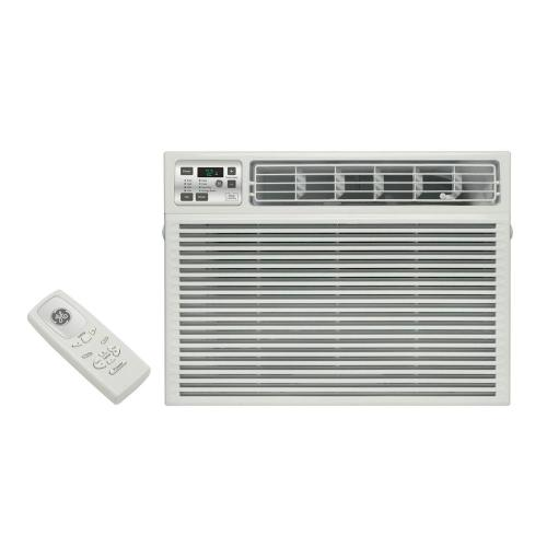 small resolution of ge 115 volt electronic heat cool room window air conditioner