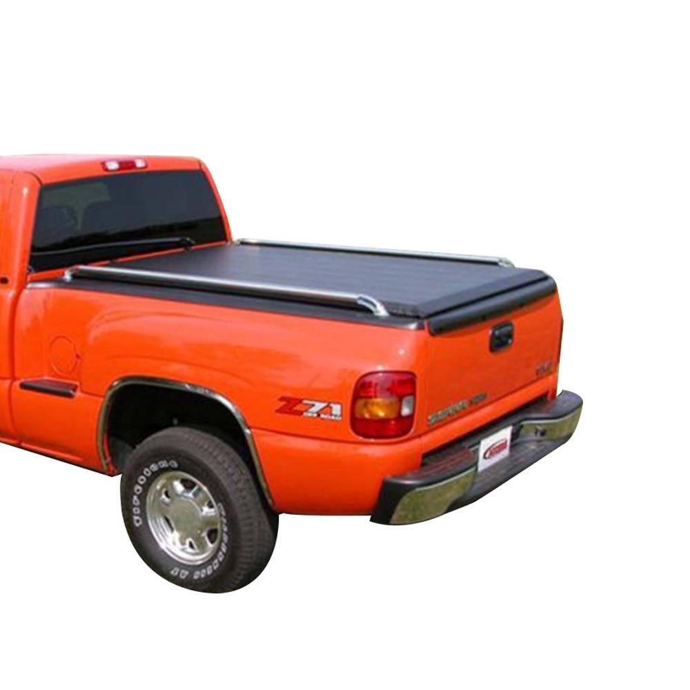 hight resolution of original 99 06 chevy gmc full size 6ft 6in stepside bed bolt on roll up cover