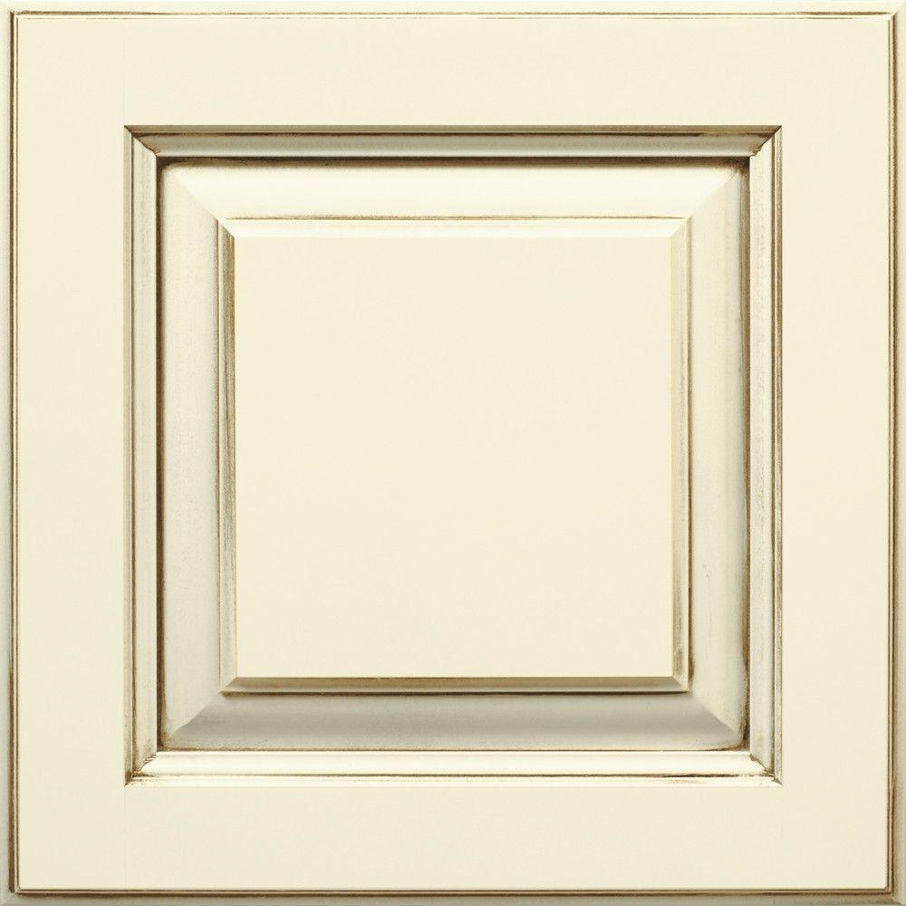 Thomasville 14 5x14 5 In Cabinet Door Sample In Plaza Cotton With