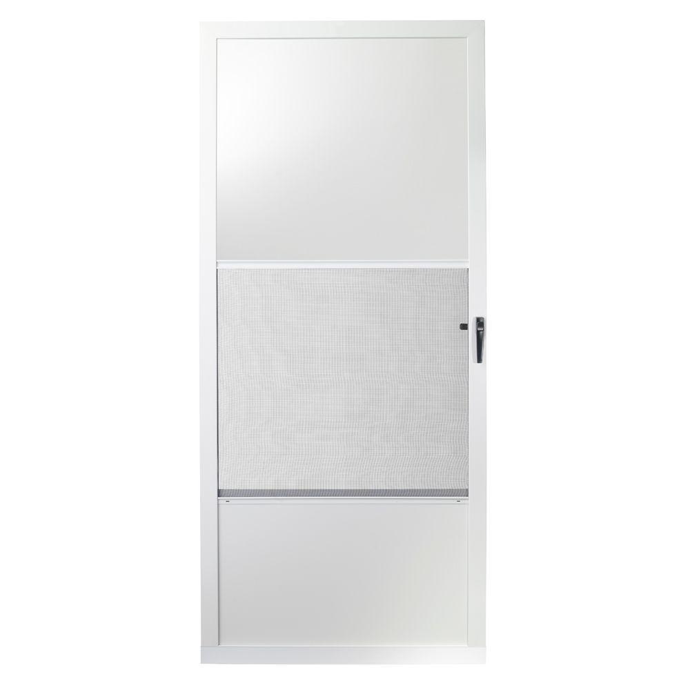 Home Depot Storm Door Installation