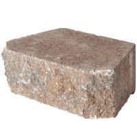 Pavestone 4 in. x 11.75 in. x 6.75 in. Rock Blend Concrete ...