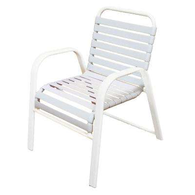 white lawn chairs plastic aeron chair drafting stool patio furniture the home depot marco island commercial grade aluminum dining