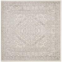 Safavieh Adirondack Ivory/Silver 10 ft. x 10 ft. Square ...
