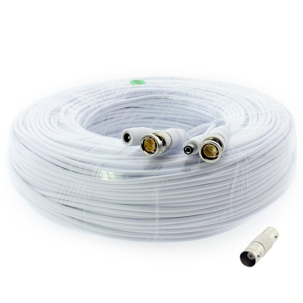 hight resolution of premium 1080p hd ready bnc video power extension cable