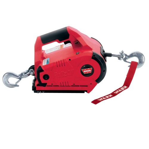 small resolution of warn 24 volt pullzall handheld cordless portable pulling and lifting tool