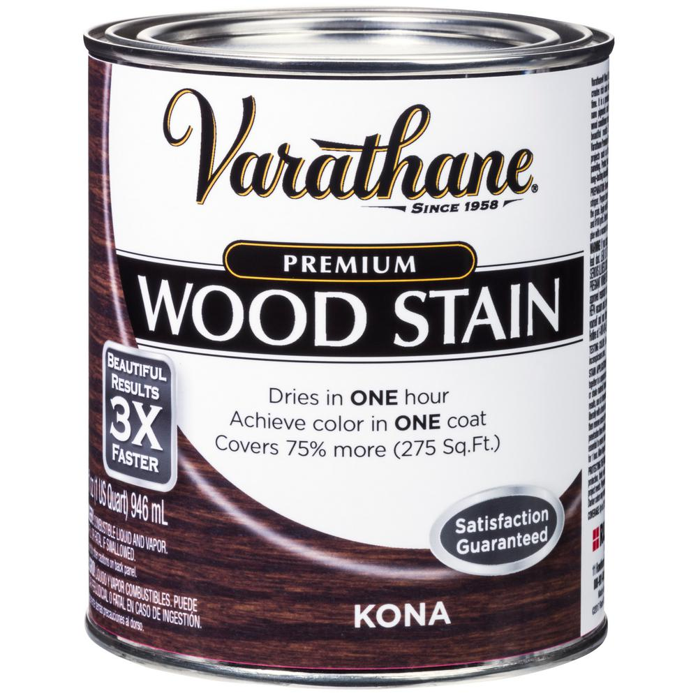 Varathane Kona On Oak