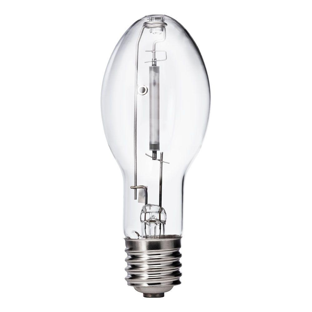 3701800 100 Watt ED17 HID Metal Halide Clear with Medium Base
