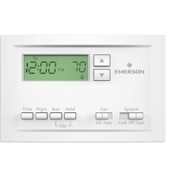 single stage 5 1 1 day programmable thermostat [ 1000 x 1000 Pixel ]