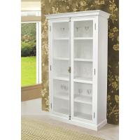 Artefama Furniture Cast White Display Cabinet-6067.0001 ...