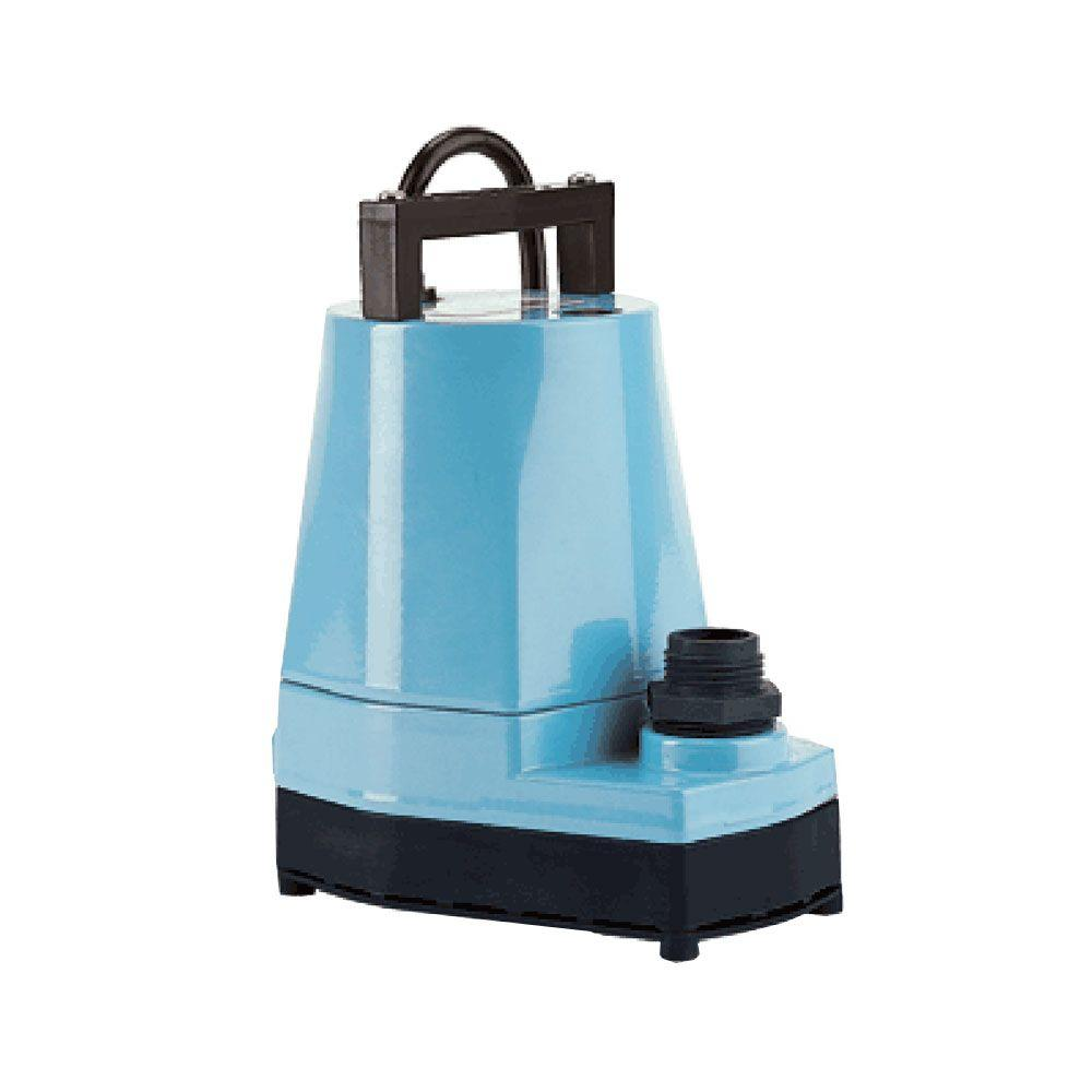 medium resolution of little giant 5 msp 1 6 hp submersible utility pump