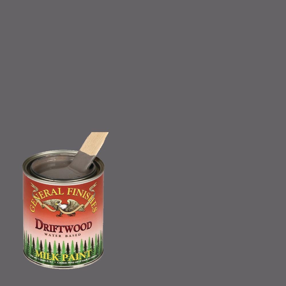General Finishes 1pt Driftwood InteriorExterior Milk