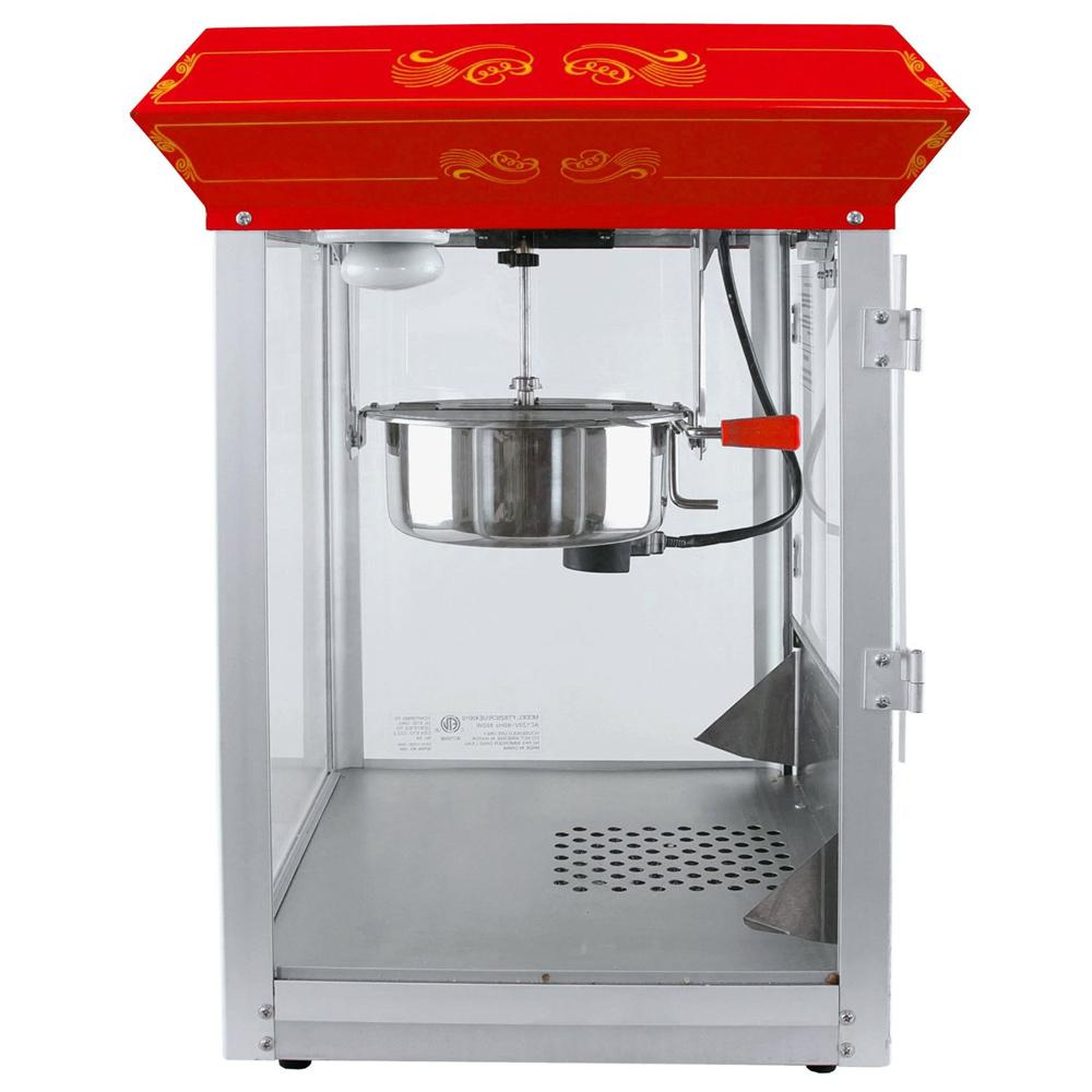 hight resolution of popcorn machine ft825cr the home depot
