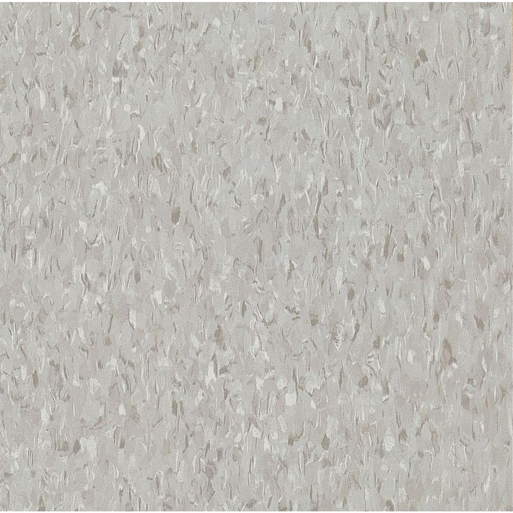 Armstrong Imperial Texture VCT 12 in x 12 in Sterling