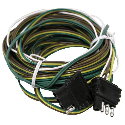 small resolution of straight trailer harness kit
