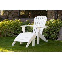 Ivy Terrace Classics White 2-piece Shell Plastic