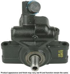 power steering pump 2000 ford focus 2 0l [ 1000 x 1000 Pixel ]