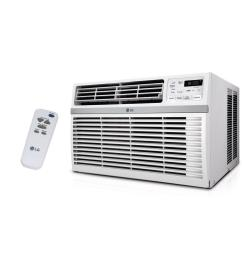 12 000 btu 115 volt window air conditioner with remote and energy star in white [ 1000 x 1000 Pixel ]