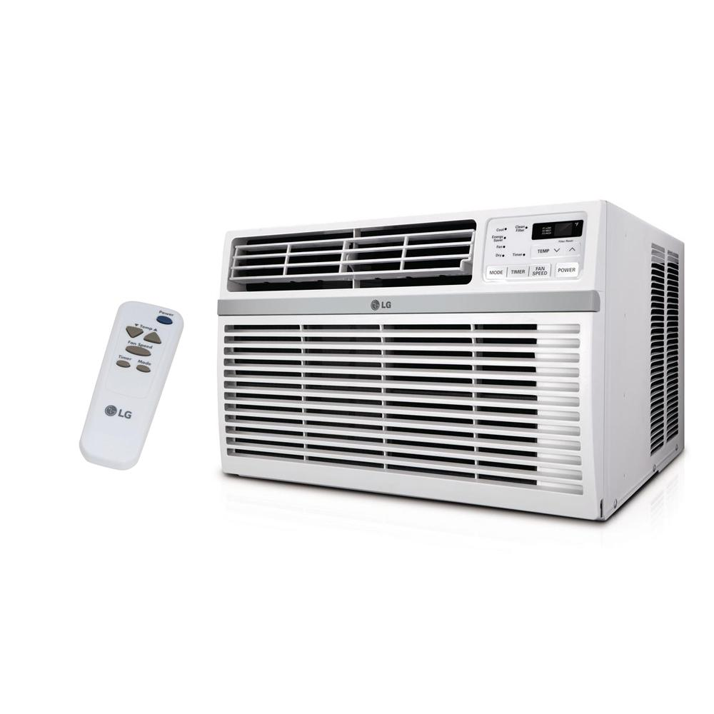 medium resolution of 12 000 btu 115 volt window air conditioner with remote and energy star in white