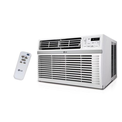 small resolution of 12 000 btu 115 volt window air conditioner with remote and energy star in white