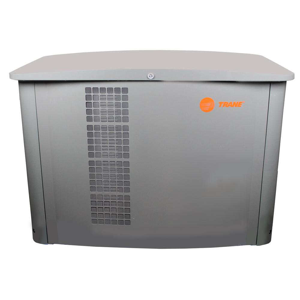 hight resolution of trane 20 000 watt 1 phase lpg ng liquid cooled whole house standby generator