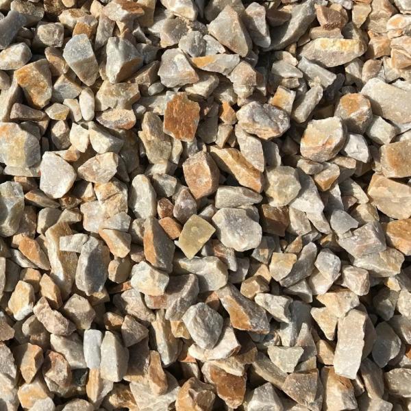 quartz decorative landscaping gravel