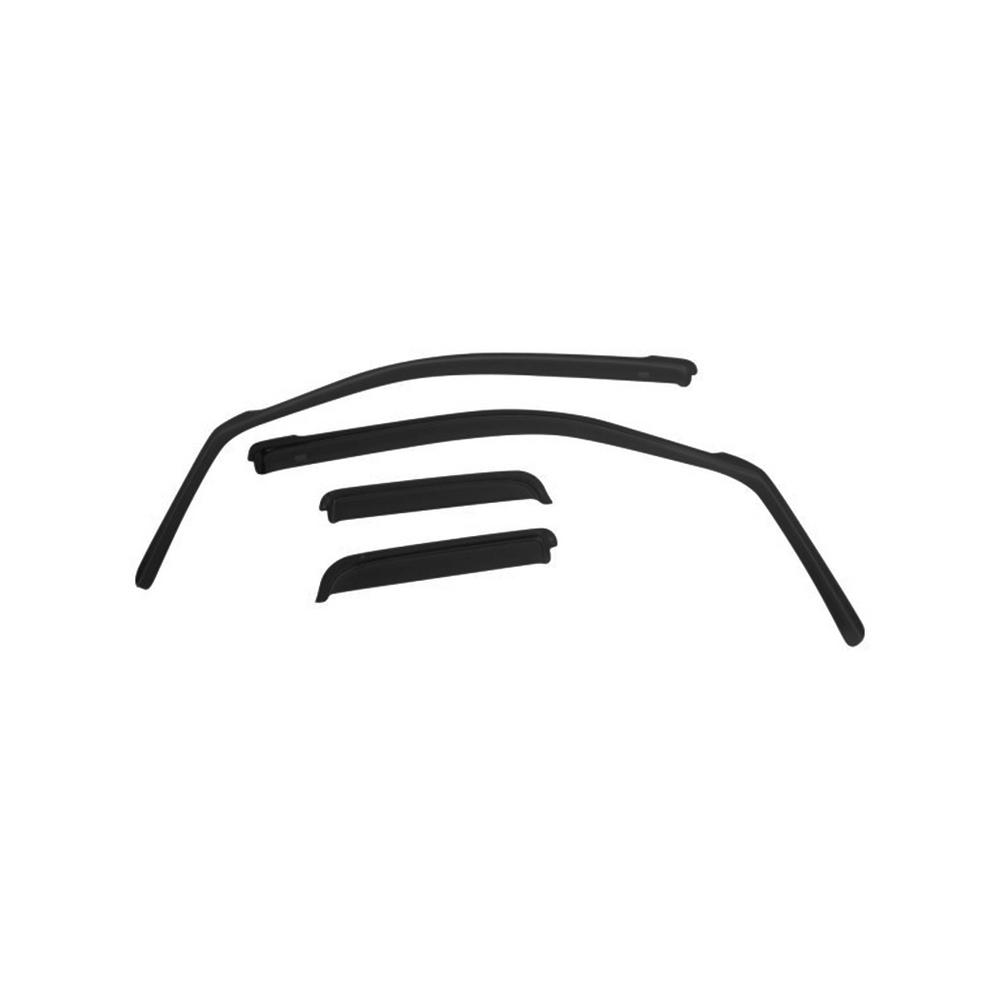 medium resolution of 97 ford expediton 98 lincoln navigator in channel window visors set of 4 573211