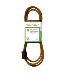 mtd genuine factory parts deck drive belt for 46 in lawn tractors 2009 and after [ 1000 x 1000 Pixel ]