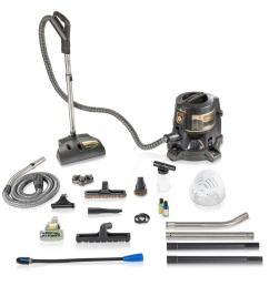 rainbow reconditioned e series speed vacuum canister cleaner with e2 tool hose and e2 power [ 1000 x 1000 Pixel ]