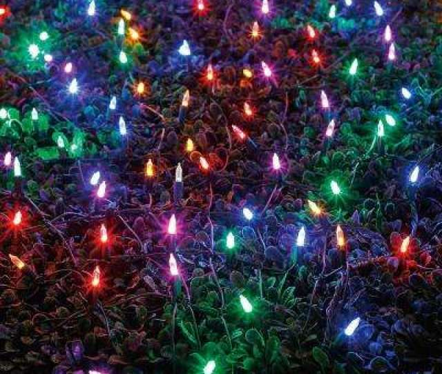 In X  Light Led Multi Color Christmas Tree