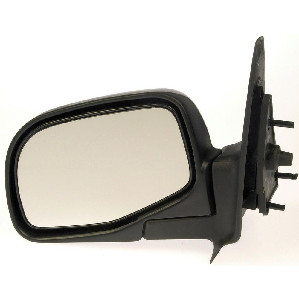 medium resolution of side view mirror left manual black 1998 2001 ford ranger 2 5l