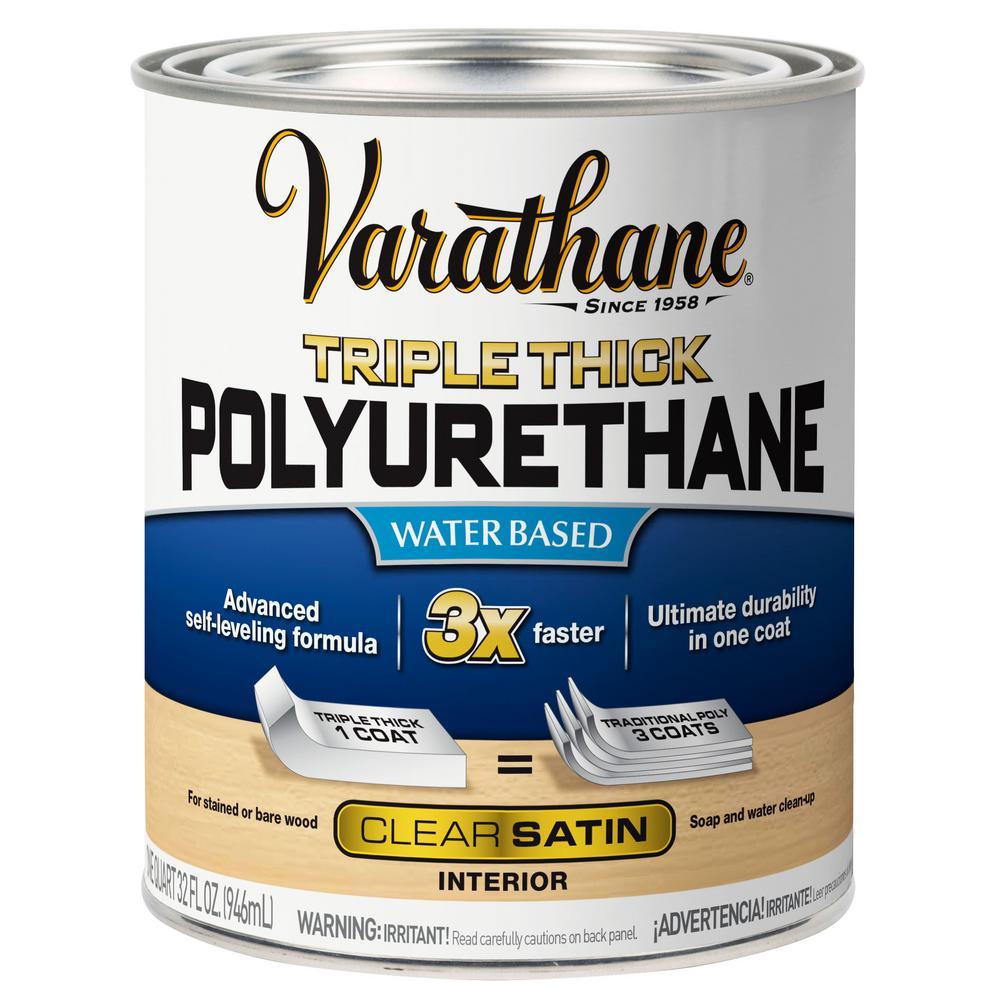 Lacquer Or Polyurethane For Countertop