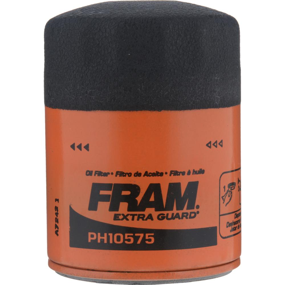 hight resolution of ph10575 spin on oil filter