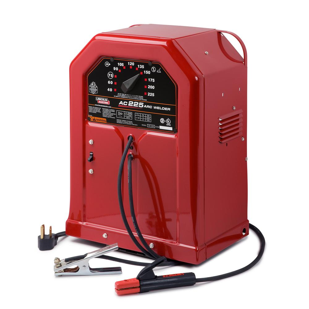 hight resolution of lincoln electric 225 amp arc stick welder ac225s 230v k1170 the lincoln 220 welder wiring diagram