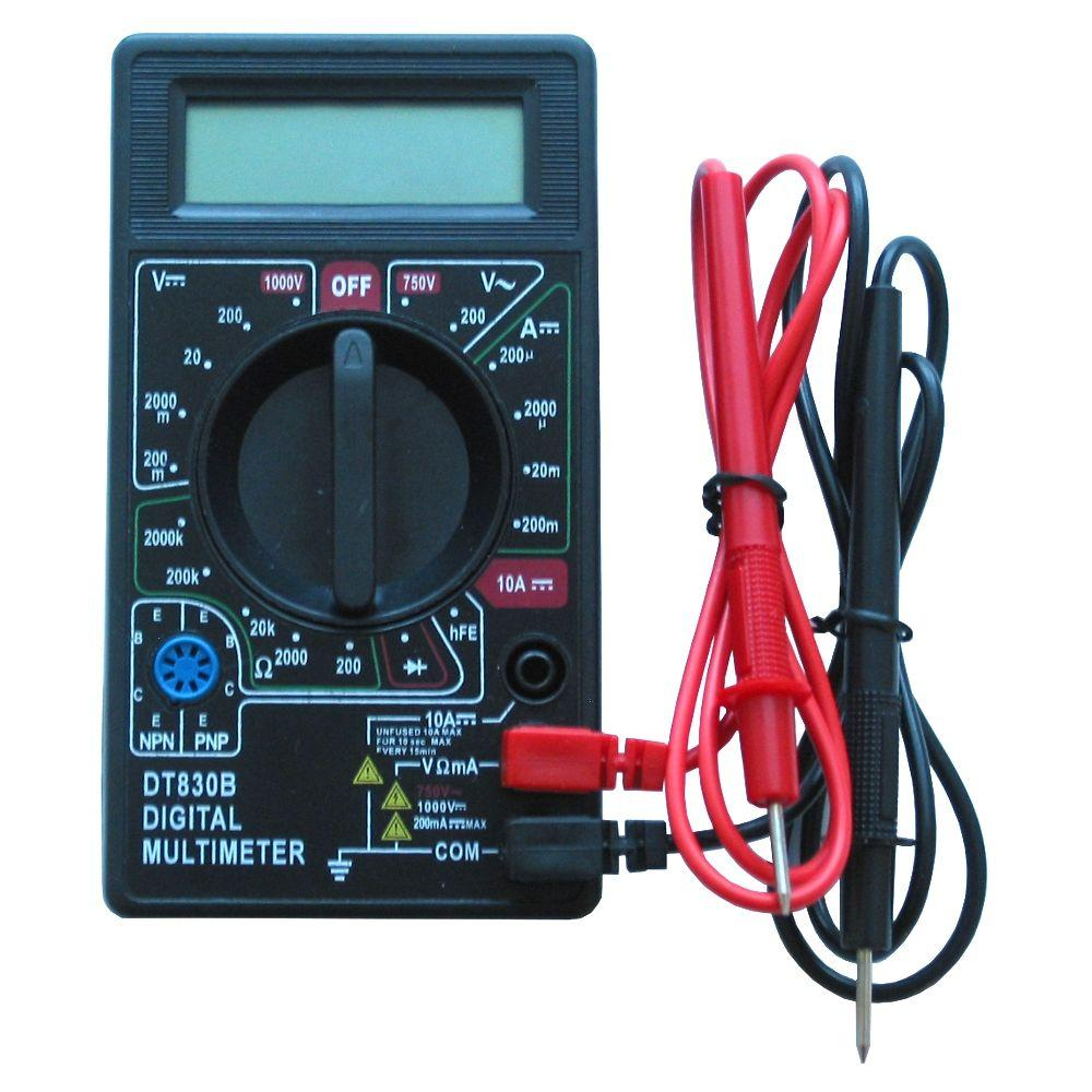 hight resolution of thermosoft digital multimeter conveniently measures floor heating system resistance as required by warranty