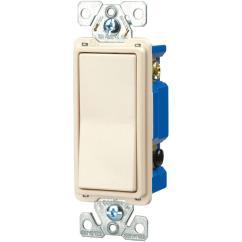 Leviton Decora 3 Way Switch Wiring Diagram Cable Tv Diagrams 15 Amp 4 Rocker Light Almond R59 05604 120 Volt 277 Standard Grade Decorator