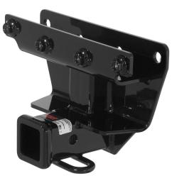 curt class 3 trailer hitch for jeep commander [ 1000 x 1000 Pixel ]
