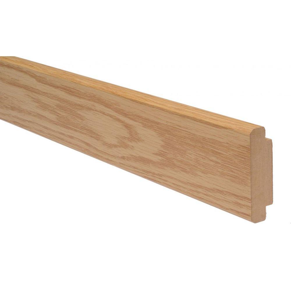 oak chair rail directors counter stool marlite supreme wainscot 8 linear ft mdf winfield